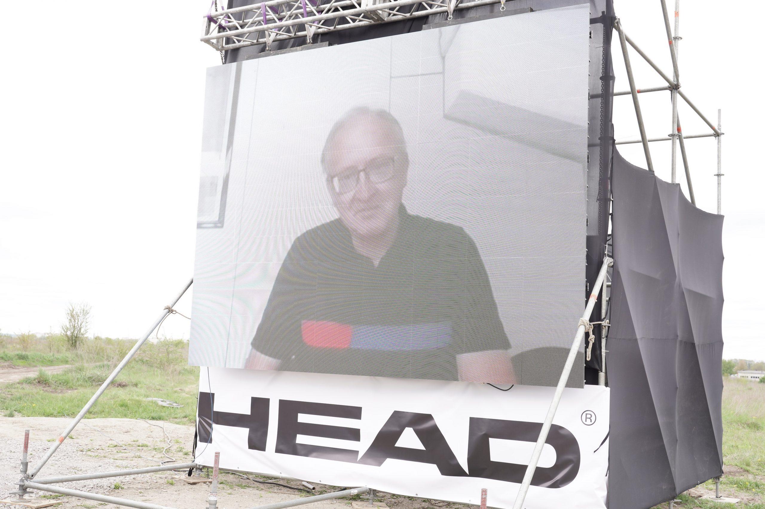 Світовий лідер у виробництві спортивного спорядження HEAD Group розпочав будівництво заводу у Вінниці
