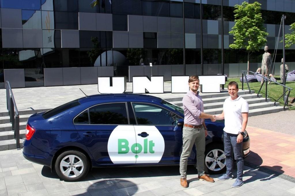 Bolt відкриє офіс та центр досліджень і розробок в UNIT.City