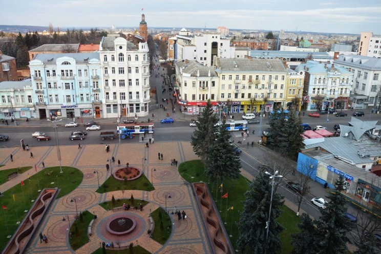Vinnytsia took the second place in the Forbes ranking of the best cities in Ukraine for doing business