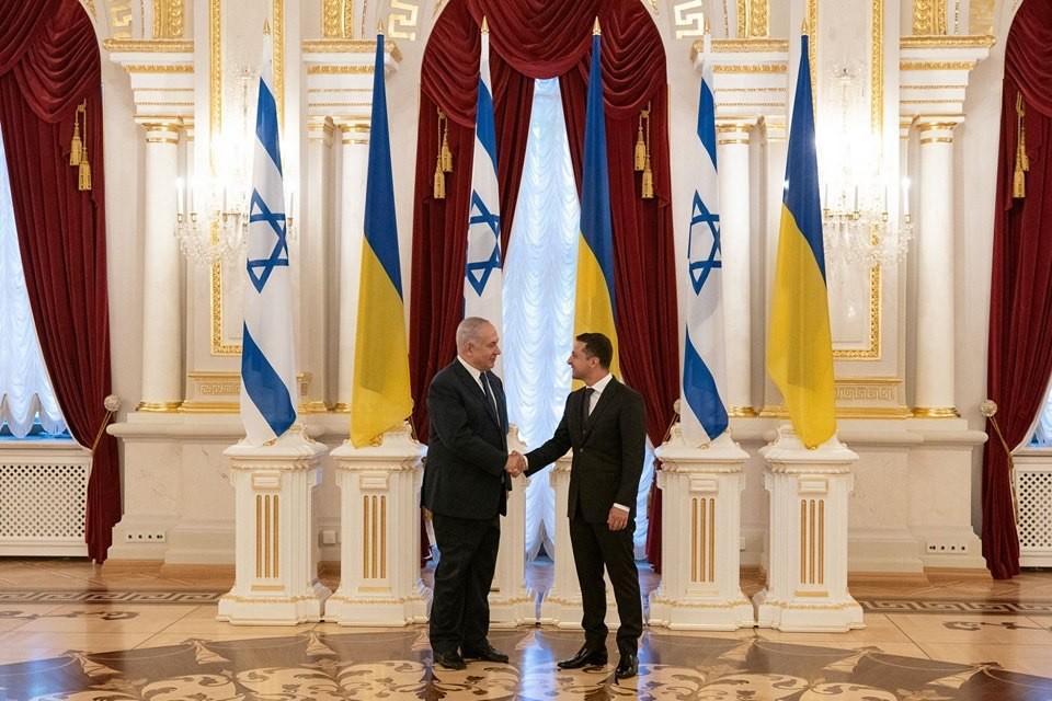 (Українська) Україна та Ізраїль розширять вільну торгівлю на сферу послуг