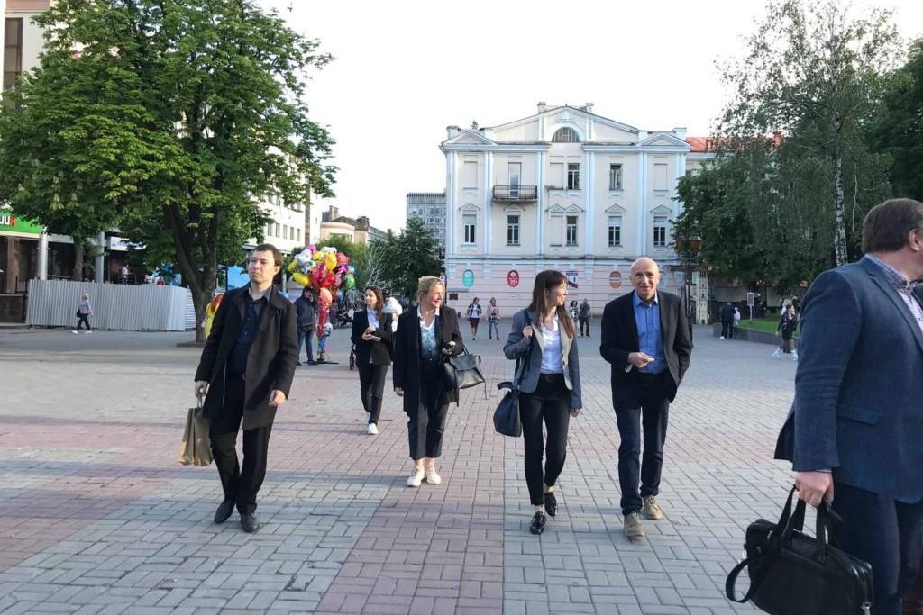 Представники USAID Ukraine відвідали Вінницю