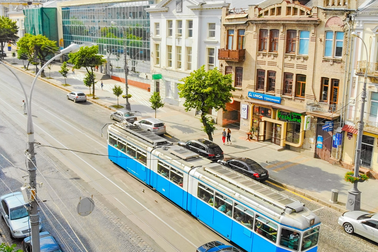 Вінниця отримала найвищий рейтинг інвестиційної привабливості «uaINV5»