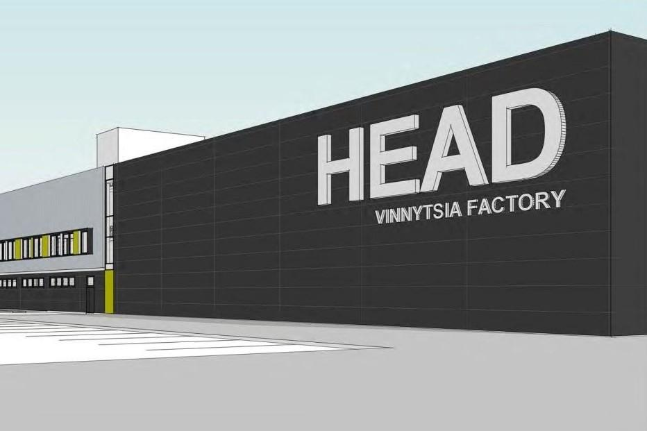 One of the world's largest sports equipment factories will be built in Vinnytsia