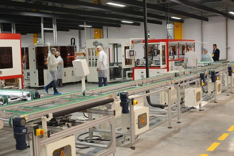 World-class Ukrainian solar panels will be produced at the Vinnytsia plant KNESS PV